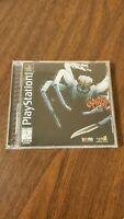 Spider the Game and Steel Harbinger - PS1 Playstation Games - CiB - TESTED