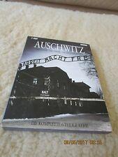 AUSCHWITZ BBC DVD 2 DISC die tater doe opfer die hintergrunde