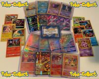 Poke-Collect Pokemon PREMIUM MYSTERY 10 Card Re-Pack! EX, GX, WOTC, Charizard!