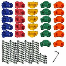 Gatehouse Quality Products Rock Climbing Holds for Kids 27 Set - Climbing Wall H