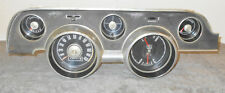 1967 Ford Mustang Fastback Coupe Convertible ORIG DASH GAUGE INSTRUMENT CLUSTER