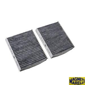 Magneti Marelli Filtre D'Habitacle Charbon Actif Lot Alfa Romeo 147 Gt 46799653