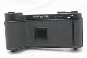 Exc Mamiya 6x9 Roll Film Back Holder 120 for Universal Press Super 23 *SC718