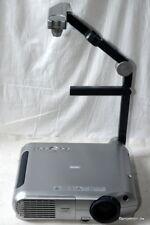 *Toshiba TLP 661E*Beamer projector+Dokumentenkamera Visualizer Direktprojektor