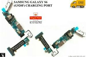 New Samsung Galaxy S6 G920F USB Charging Port, Headphone Jack Flex Cable Replace