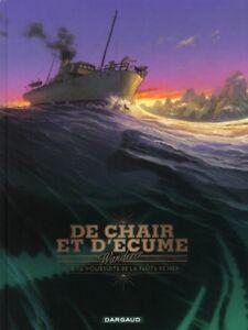 BD DE CHAIR ET D'ECUME, TOME 1 > A LA POURSUITE DE LA FLUTE DE MER / EO DARGAUD