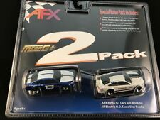 AFX 21026 Stocker Two Pack Slot Car - Multi-Colored