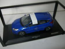 1:18 Ford Focus ST 2001 blue Metallic MINICHAMPS 110082001 OVP NEW 1 of 504