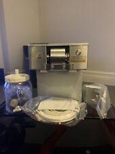 Ice flake making machine, milk ice flake CIM-117WT By afterNOON