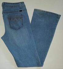 49f13609be1 Womens lei chelsea lowrise flare jeans sz 7 regular