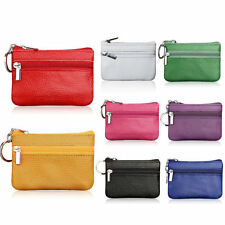 Women's Mini coin Purses & Wallets with Zip-Around