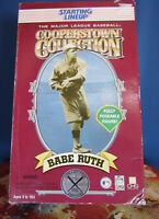 Starting Lineup 1996 Babe Ruth Poseable Figure Cooperstown Collection NIB NRFB