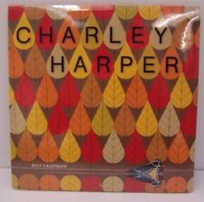 2017 Charley Harper 7'x7' wall calendar 'Octoberama'