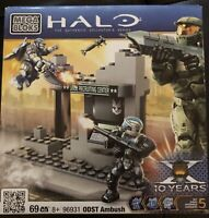 Mega Bloks Halo ODST Ambush Set #96931 [Loose]