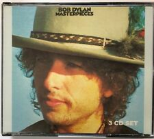 Bob Dylan - Masterpieces 3CD  FREE POST .....Folk Rock 60's and 70's