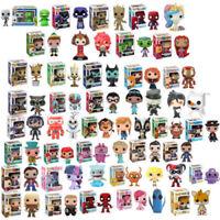 Funko Pop Figurines Grande Collection - Choisissez Votre Silhouette -