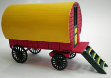 GITANO caravana, De Caballos - OO corte con laser madera Kit - ancorton oogc1
