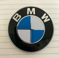 BMW E36 K53 K55 R22 C F G K R S Motorrad Emblem Logo 51148164924 Wie Neu ! 58mm