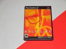 Playstation 2 PS2, HALF LIFE (Game in Case)