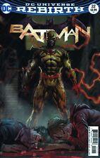 Batman #22 Lenticular Cover The Button Watchmen