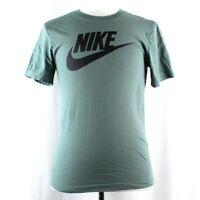 Nike Sportswear Men's Short Sleeve Crew Neck Logo Swoosh Cotton Tee T-Shirt
