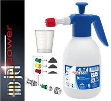 ALTA FOAM 2000 Schaumsprüher 2 Liter Foamer Drucksprüher SNOW FOAM + Messbecher