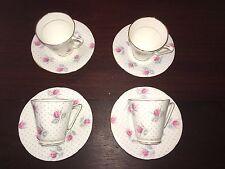 Grafton China 8 piece cup and saucer set