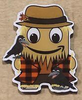 Amazon Peccy Scarecrow Halloween 2020 Collector Enamel Pin
