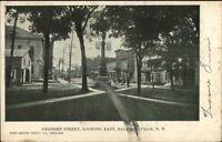Baldwinsville NY Genesee St. c1910 Postcard