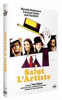 Salut L'Artiste DVD NEUF SOUS BLISTER Marcello Mastroianni, Jean Rochefort