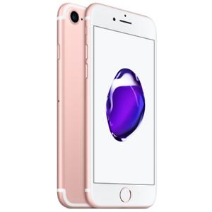Apple iPhone 7 - 256GB - Rose Gold - (GSM) Unlocked - Smartphone