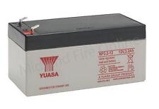 Yuasa Battery, Genuine, 12v / 3.2Ah Sealed Lead Acid Battery - NP3.2-12 FREE P&P