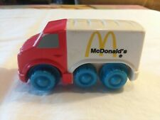 1996 Fisher Price McDonalds Happy Meal Toy Delivery Truck