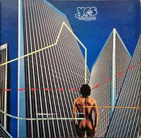 """Yes – Going For The One Vinyl 12"""" LP UK Atlantic Tri Fold Sleeve K 50379 1977"""