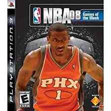 NBA 08 BASKETBALL GAME FOR PS3 NEW IN BOX AND FREE SHIPPING LOW PRICE GIFT IDEA