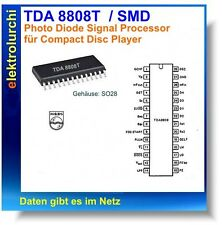 TDA8808 T - Photo Diode Signal Processor Compact Disc Player SO28, Philips, 1St.