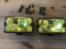 Peugeot 205 GTI CTI XS NEW driving lights yellow Mi16 306 fog quality part DENJI