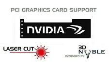 BLACK - NVIDIA - GPU Anti-Sagging Support Bracket/Brace GTX NVIDIA ROG RTX AMD