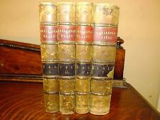 Charles Dickens Household Words 1850 - 1852 vols 1,2,4,5
