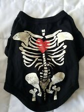 Small Dog Halloween Shirt, Glow In The Dark, Old Navy
