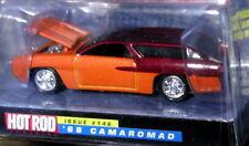 RACING CHAMPIONS 68 1968 CHEVY CAMARO NOMAD CAMAROMAD HOT ROD CHEVROLET CAR
