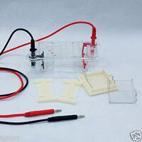 Mini Lab Modular Horizontal Gel Electrophoresis Cell System 60 x 60 mm