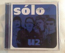 U2 * Sólo Instrumental * 14 Track México CD 2005 Producciones Mexicanas