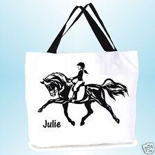 grand cabas sac shopping sac de plage  fond large personnalisé  prénom réf 15