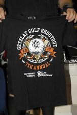 Ryan Getzlaf Anaheim Mighty Ducks Violent Gentlemen T shirt Nwt 2017 golf L