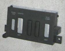 1985 Ford Thunderbird Turbo Coupe Headlight Switch Bezel Trim E5sb 10c998 85 86
