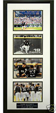MARK BUEHRLE PERFECT GAME FRAMED TO AN 11x27