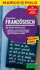 MARCO POLO Sprachführer Französisch (2014, Taschenbuch) UNGELESEN statt 9.99 nur