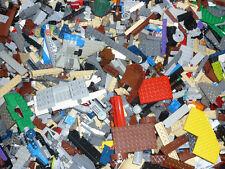 0,5 kg  LEGO Sonderfarben, tan, grau, schwarz aus Star Wars, Harry Potter,  usw.