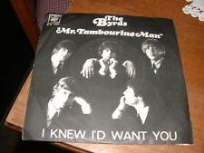 """THE BYRDS """" Mr. TAMBOURINE MAN (Dylan)"""" ITALY'65"""